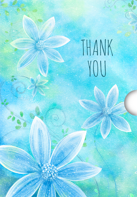 E-Gift thank you Gift Card Design for Shopify