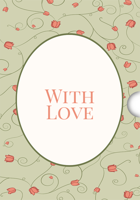 Shopify love Gift Card Design
